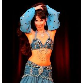 Yasmine - orientalischer Tanz  Tänzerin - Dozentin - Choreographin