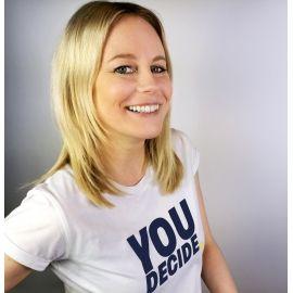 Melanie Siefert Eventmoderatorin & Sprecherin